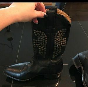 Frye festival boots